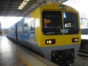 Stesen Bandar Tasik Selatan 3
